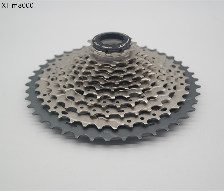 SHIMANO DEORE XT CS M8000 11 SPEED MTB Mountain Bike 11S cassette Flywheel 11 40T 42T