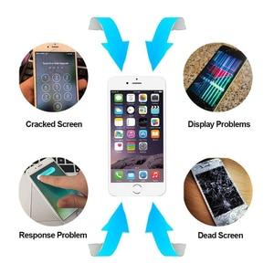 Image 4 - 黒/白アセンブリ Lcd ディスプレイ iphone 6s AAA 品質のための Iphone 6 7 5s デッドピクセルとギフト