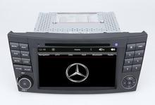 Special Car DVD GPS Navigation System for Mercedes-Benz E Class W211/ CLK Class W219