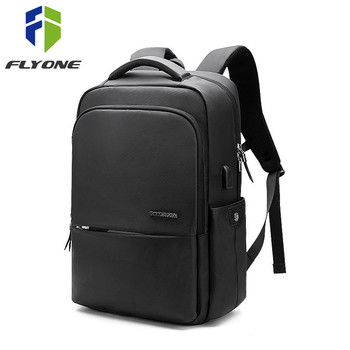 Waterproof 15.6inch Laptop Backpack Anti Theft USB Charge Men Backpacks Travel College Teenage Backpack Bag Male Bagpack Mochila