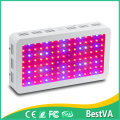 BestVA 1200W Full Spectrum High Yield LED Grow Light  For Indoor plants Hydroponics grow system  ,10W Double Chip .