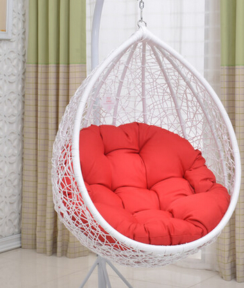 Bedroom Rocking Chair Futon And Ottoman Covers Lifts Student Dormitory Single Hammock Indoor Outdoor Balcony Patio Swing Hanging Baskets