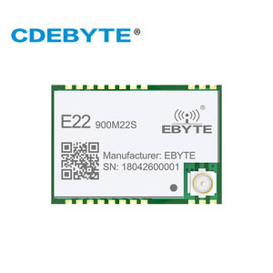 Image 3 - E22 900M22S Ultra Low Consumption New Chip SX1262 850~930MHz 160mW IPX Stamp Hole Antenna IoT uhf Wireless Transceiver 915MHz