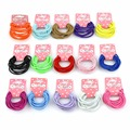 Lot 10Pcs Baby Girl Kids Tiny Hair Bands Elastic Ties Ponytail Holder