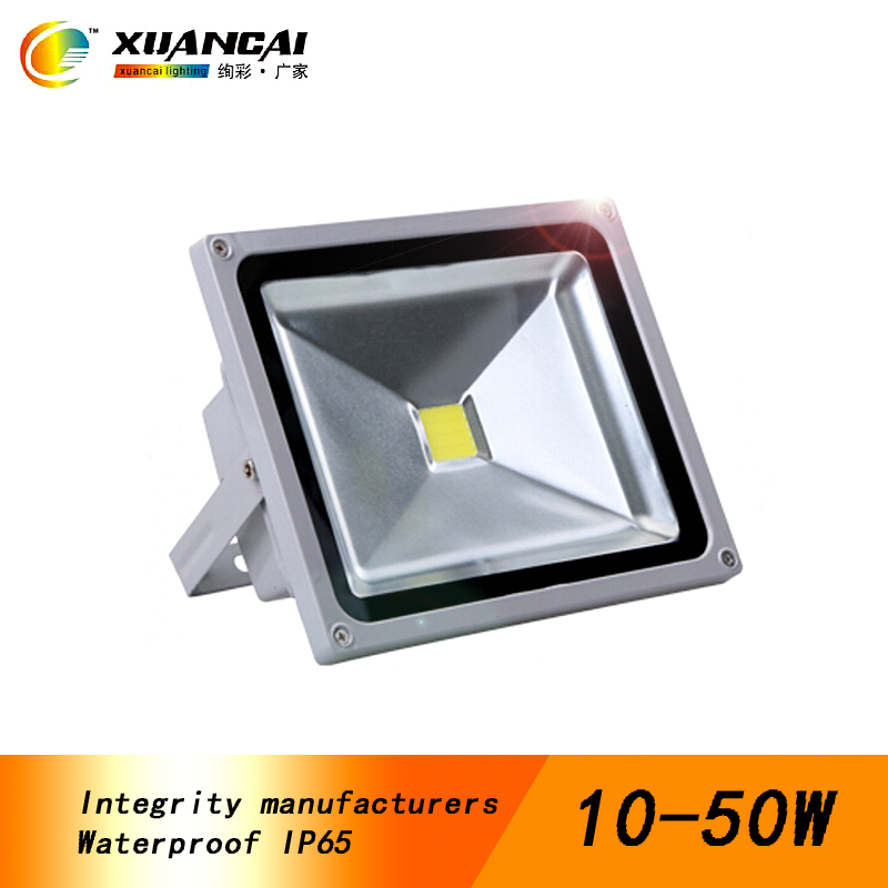 10 20 30 50w 100w paysage projecteur spot led extrieur blanc froid led flood light outdoor led. Black Bedroom Furniture Sets. Home Design Ideas