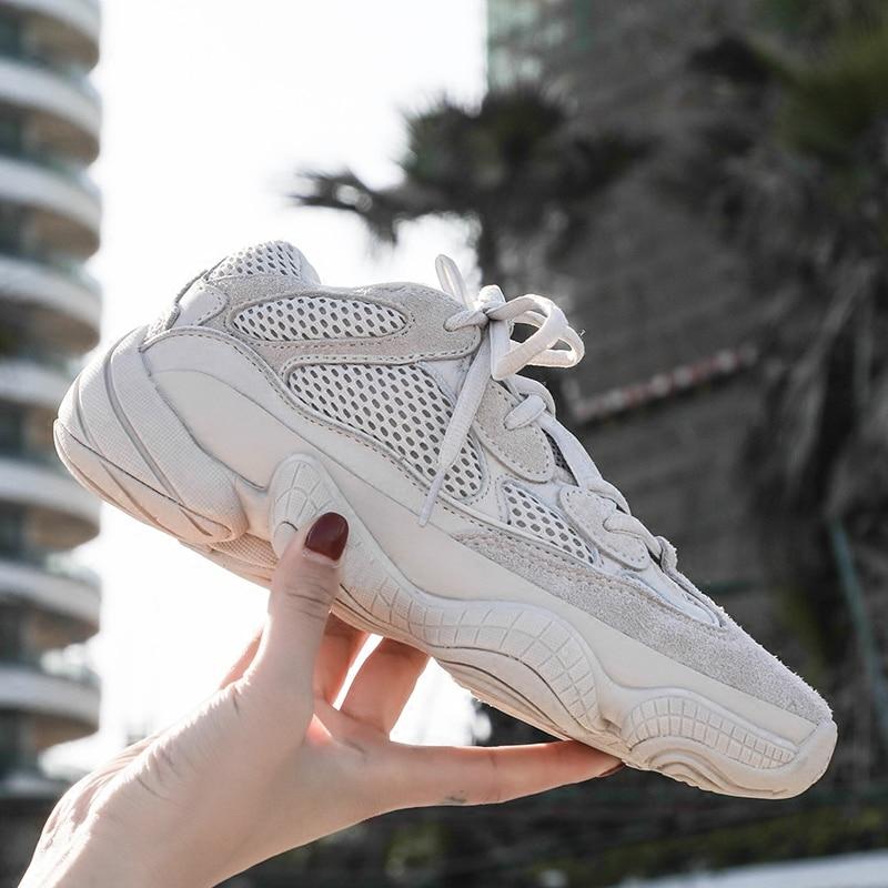 Prova Perfetto nueva marca de moda Zapatos casuales mujer transpirable malla zapatos planos plataforma femenina Zapatillas Zapatos cordones amantes zapatos-in Zapatos vulcanizados de mujer from zapatos    3