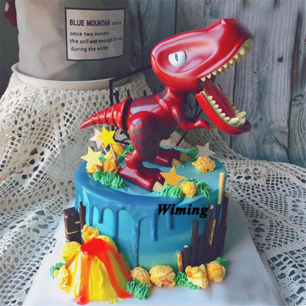 Excellent Cake Topper Birthday Party Decorations Kids Baby Children Large Funny Birthday Cards Online Amentibdeldamsfinfo