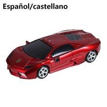 Auto anti velocità della macchina fotografica Del Radar detector Spagnolo castellano rilevatore di auto