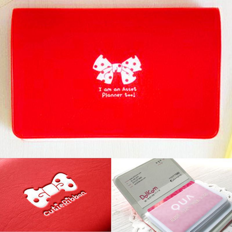 f1d2b42c71d 2016 Card ID Holders Credit ID Bank Card Package 12 Position Card Case  Holder Lady Pack Protector-in Card & ID Holders from Luggage & Bags on  Aliexpress.com ...