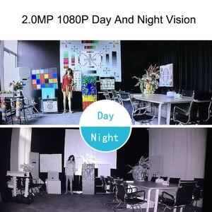 Image 2 - Keeper Weather caméra de vidéosurveillance 1080P 2000TVL AHD, caméra de sécurité, dôme, anti vandalisme, 2,0 mp, à montage mural, infrarouge 4