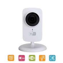 NEW 720P Wireless IP Camera Wifi Micro SD CCTV Security Camera Webcam Audio Surveillance HD Night Vision Cam Video Telecamera