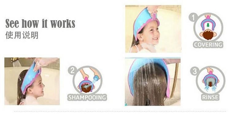 Shampoo Cap 2