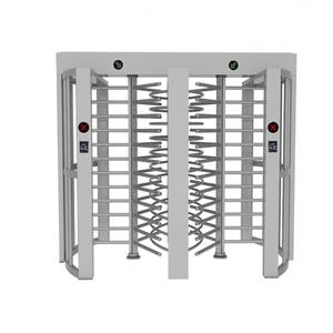 Biometric-Reader Turnstile-Gate RFID Access-Control Automatic And Full-Height Ce-Certificate/torniquetes