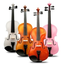 Free shipping professional high level to play violin, practicing 4/4 3/4 1/2 1/4