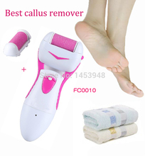 Washable Electric Callus Remover Grinding Pedicure Kit Feet Care Exfoiliator Heel Cuticles Remover Life TF Women Beauty Health