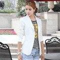 Women Spring Autumn Blazers Slim Long Sleeve OL Suit Tops Casual Coat Jacket