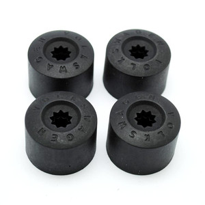 Image 4 - 20Pcs  Wheel Bolt Nut Caps Covers 17mm Car Wheel Nut Auto Hub Screw Cover  Tire Studs Protection Caps Wheel Nut