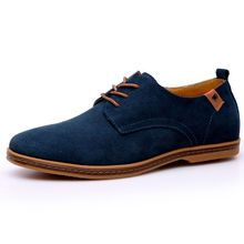 Lace-up men shoes 2016 solid color breathable high quality fashion cozy men casual shoes