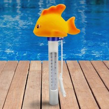Best Selling 2019 Products Digital Thermometer Cute Animal Shape Water Thermometer for Swimming Pool цена и фото