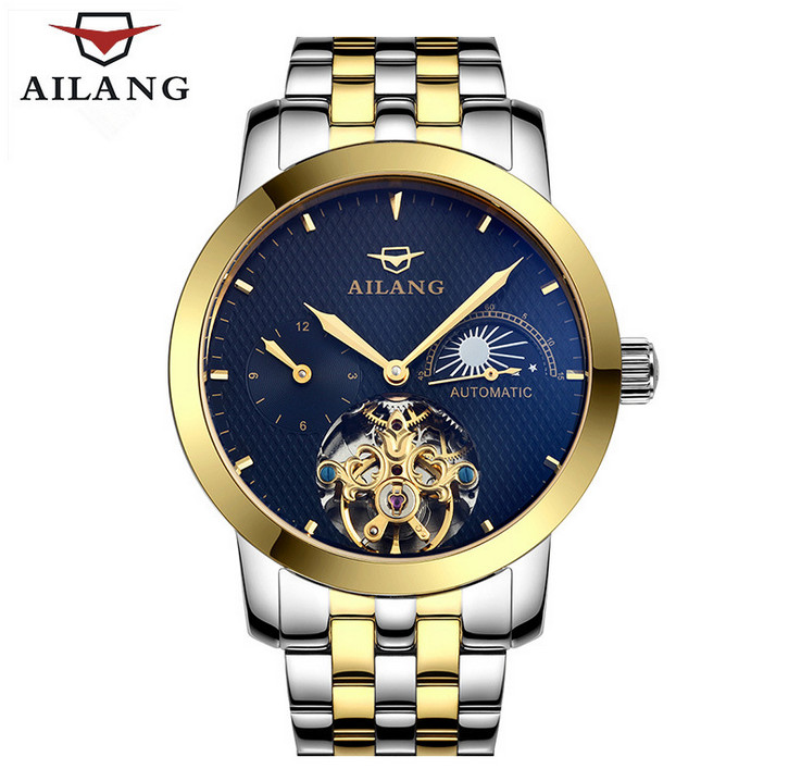 Watches Self-wind Popular Dress 7