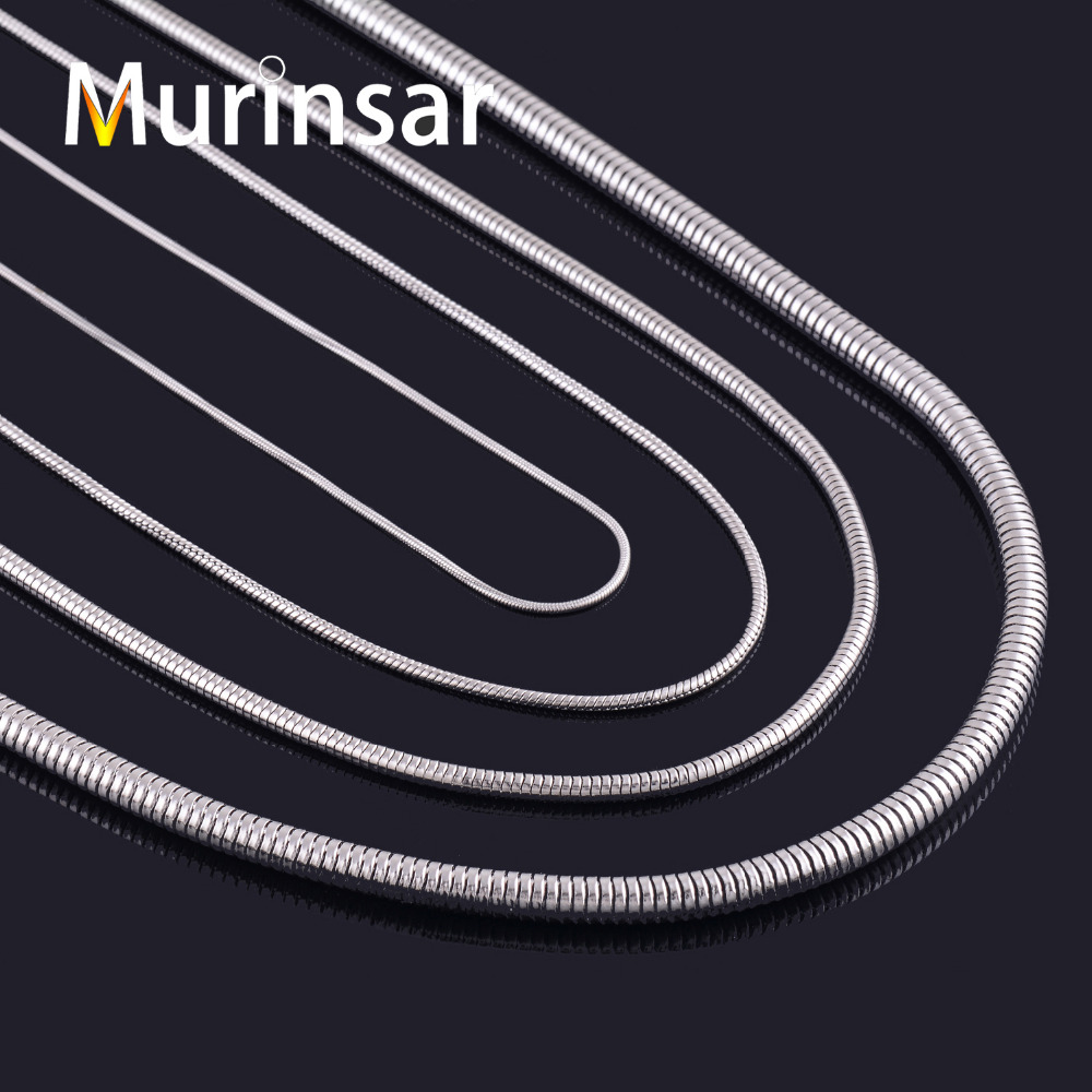 Murinsar Stainless Steel Charm Pendant Necklace Match