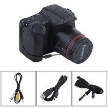 Portable HD Digital Camera CMOS Manual Medium/Long Focus Opt