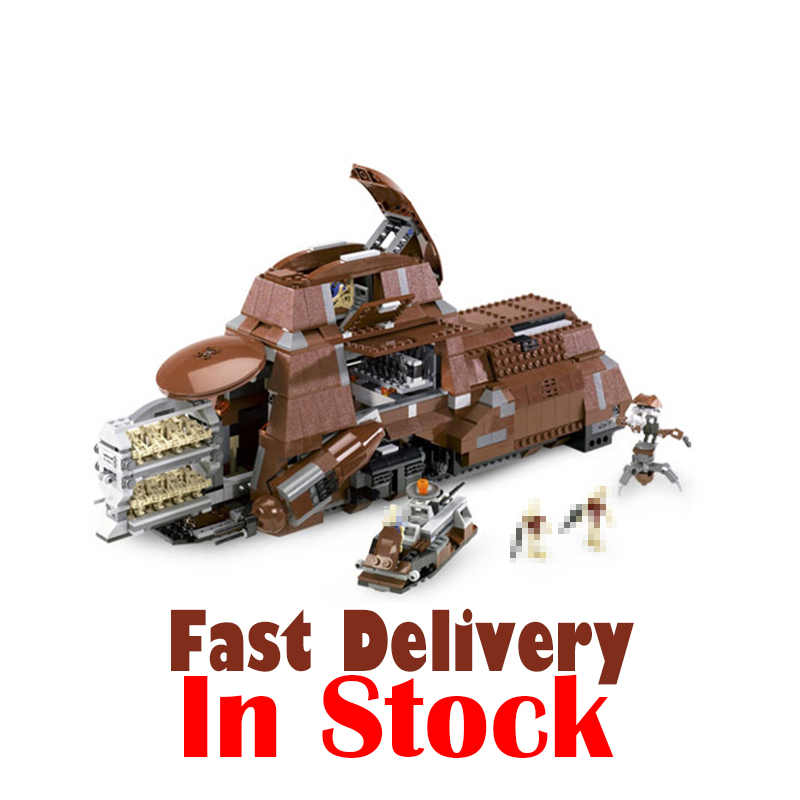 Lepin 05069 Star Set War Series The Federation Transportation Tank Set MTT Children Building Blocks Bricks legoINGly Toys 7662 ynynoo lepin 02043 stucke city series airport terminal modell bausteine set ziegel spielzeug fur kinder geschenk junge spielzeug