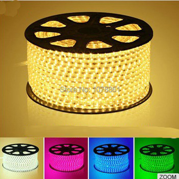 Led Rope Light Ac 110v 120v Strip