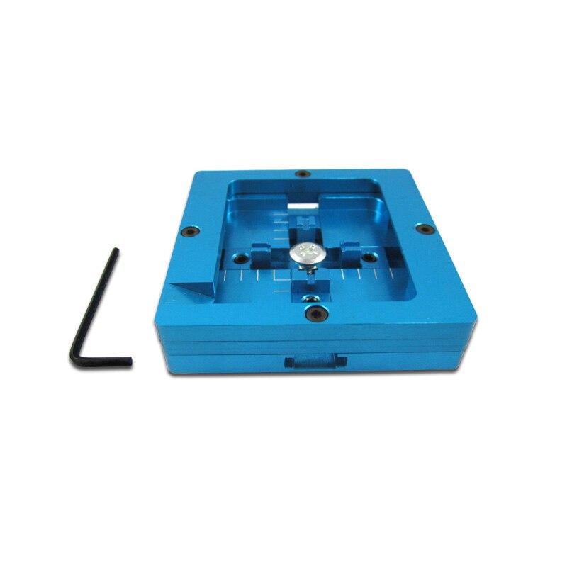 Original BGA Rework Machine Accessory 80MM Single Frame Blue Bga Reballing Station Plant Tables For Bga Reballing