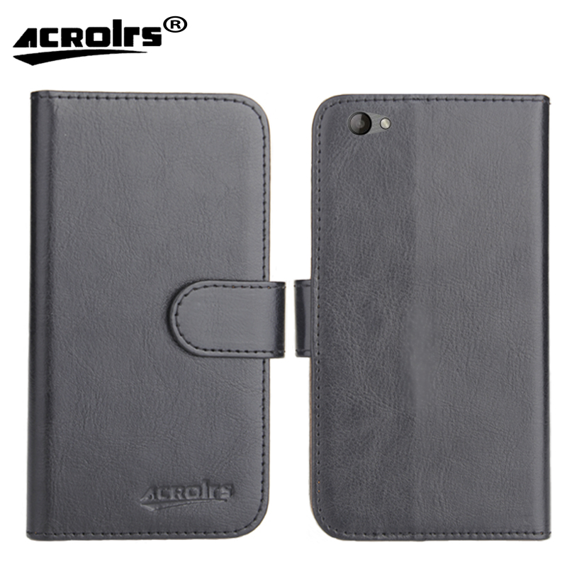 Ailishi 100% Exclusive Case For Irbis Sp551 Luxury Leather Case Flip Top Quality Cover Phone Bag Wallet Holder Tracking Phone Bags & Cases