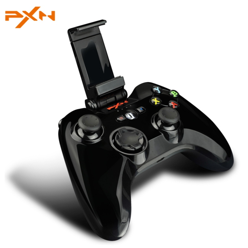PXN 6603 SPEEDY Wireless Bluetooth Gamepad MFi Certified Gaming Controller Joystick Vibration For IOS System For iPhone For iPad pxn 2113 hot pc usb flight joysticks vibration joystick rocker flighter simulator game controller