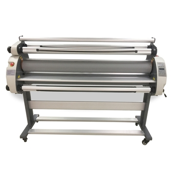 1600mm Roll Cold Laminator Large Size Flex Baner Laminating Machine Automatic Silicon Roller Laminator