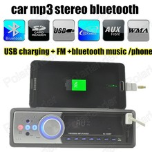 High Quality with Remote control Car Audio Stereo In Dash Auto Radio MP3 Player FM Aux Input Receiver bluetooth SD/USB