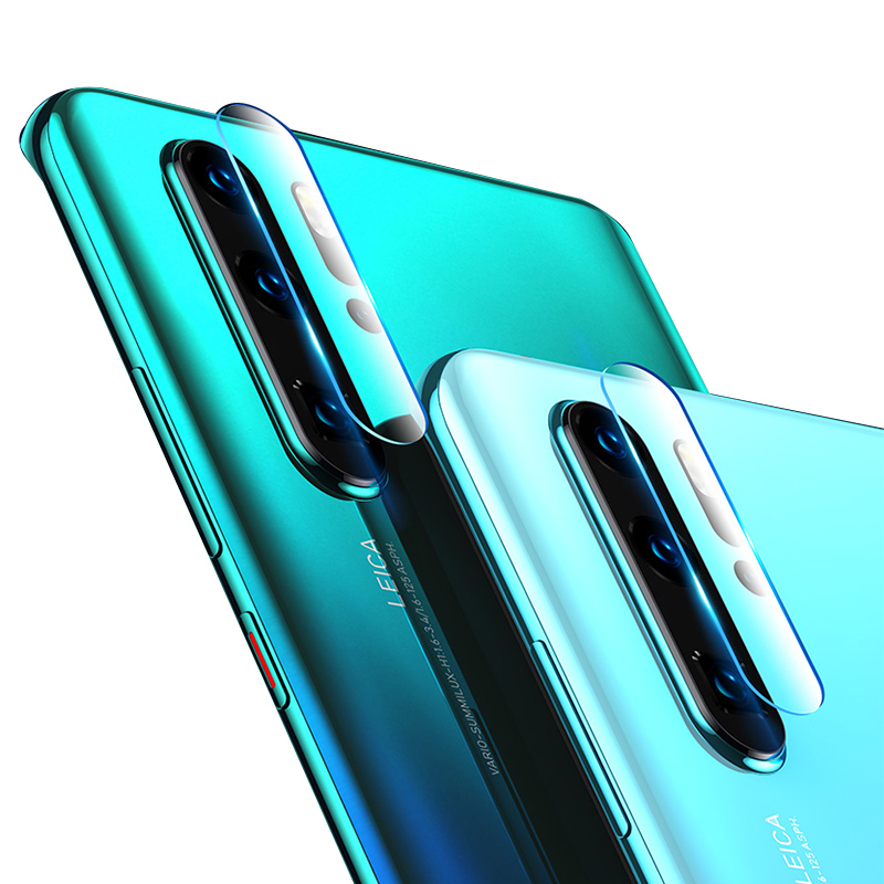 For Huawei P30 Pro Camera Phone Lens Screeen Protector Full Cover Case for Hua Wei Honor 10 P30 Lite Honor10 Bumper Accessories(China)