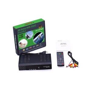 Image 5 - ดิจิตอล dvb t2 + S2 combo full HD DVB T2 + S2 8902 1080 P กล่องทีวี dvb t2 s2 decoder สนับสนุน Dolby cccam IPTV