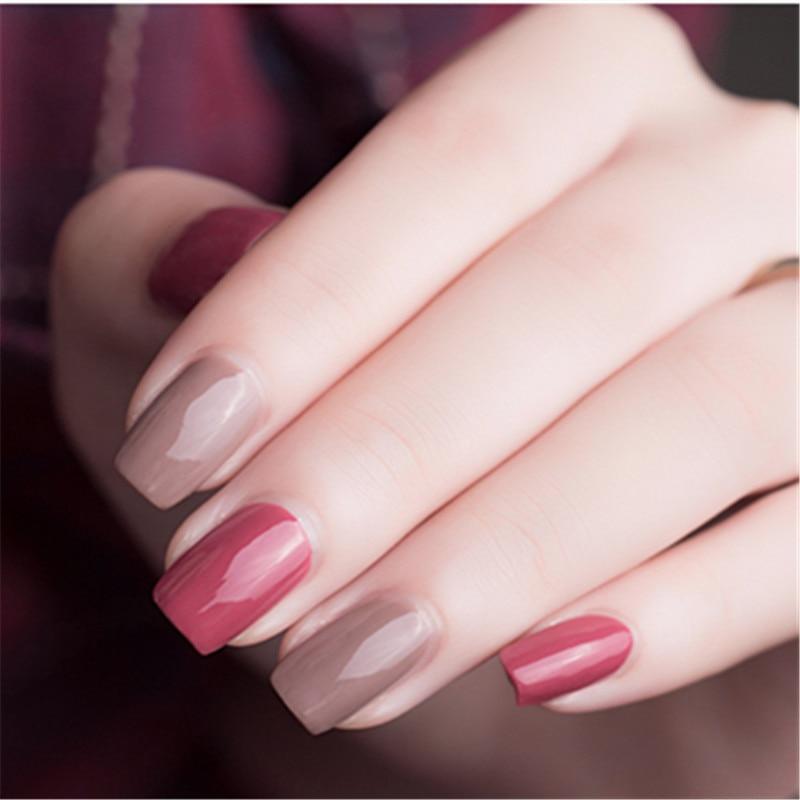 GELLEN Gel Nail Polish Soak off UV Nail Gel Polish Manicure Nail Gel ...