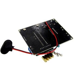 Image 2 - LCD GM328A Transistor Tester Diode Esr Generatore di Segnale ad Onda Quadra di Frequenza della Tensione PWM SMT Saldatura