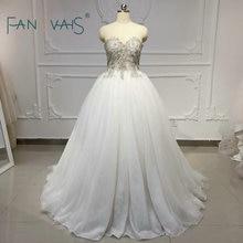 Vintage düğün elbisesi 2019 Vestido De Noiva Couture Elbise Kristal Rhinestone Fermuarlar gelinlikler Robe De Mairee Uzun Artı Boyutu