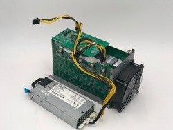 Schnelle lieferung Silberfischchen 25 mt/s Litecoin Miner Scrypt Miner power versorgung 420 watt besser als ASIC miner Zeus 25 mt litecoin Spot