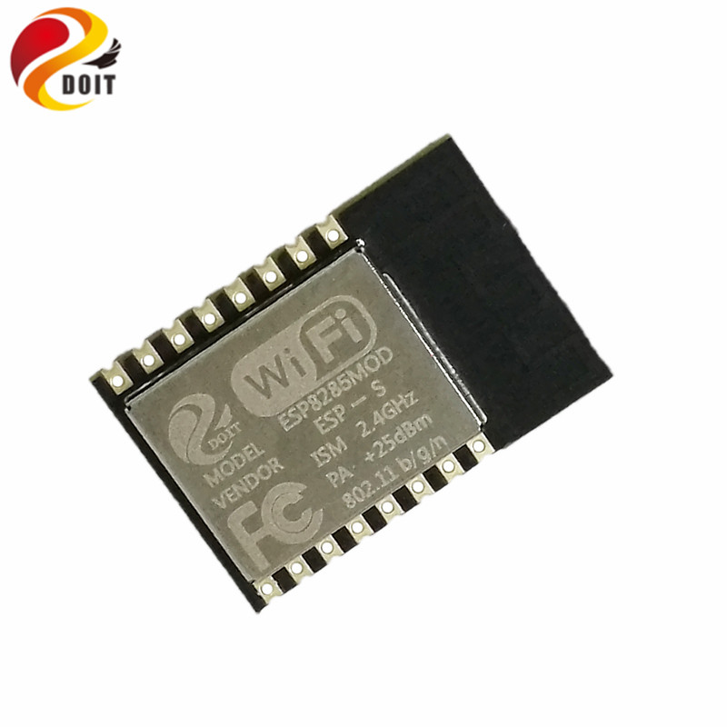 DOIT 5pcs/pack ESP-S Serial Wireless WiFi Transmission Module Fully Compatible with ESP8266 Lua IoT long distance ultra
