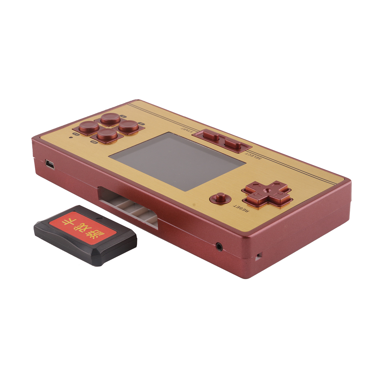 GB BOY Portable retro video game console handheld game console 2.6inch color screen Support Connect to TV Built-in 600 games image