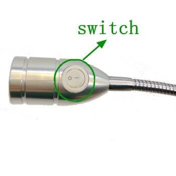 Lâmpadas de Parede com o plug 3 w Utilização : Emergência