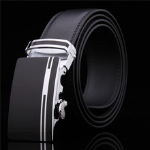 men's Fashion geniune leather mens belts