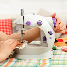 TTLIFE Handheld sewing machines Dual Speed Double Thread Multifunction Electric Mini Automatic Tread Rewind Sewing Machine