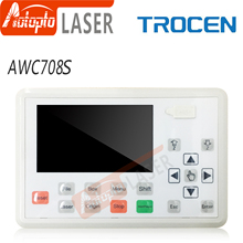 цена на Trocen AWC708S Co2 Laser Controller System for Laser Engraving and Cutting Machine Replace AWC708C Lite Ruida Leetro