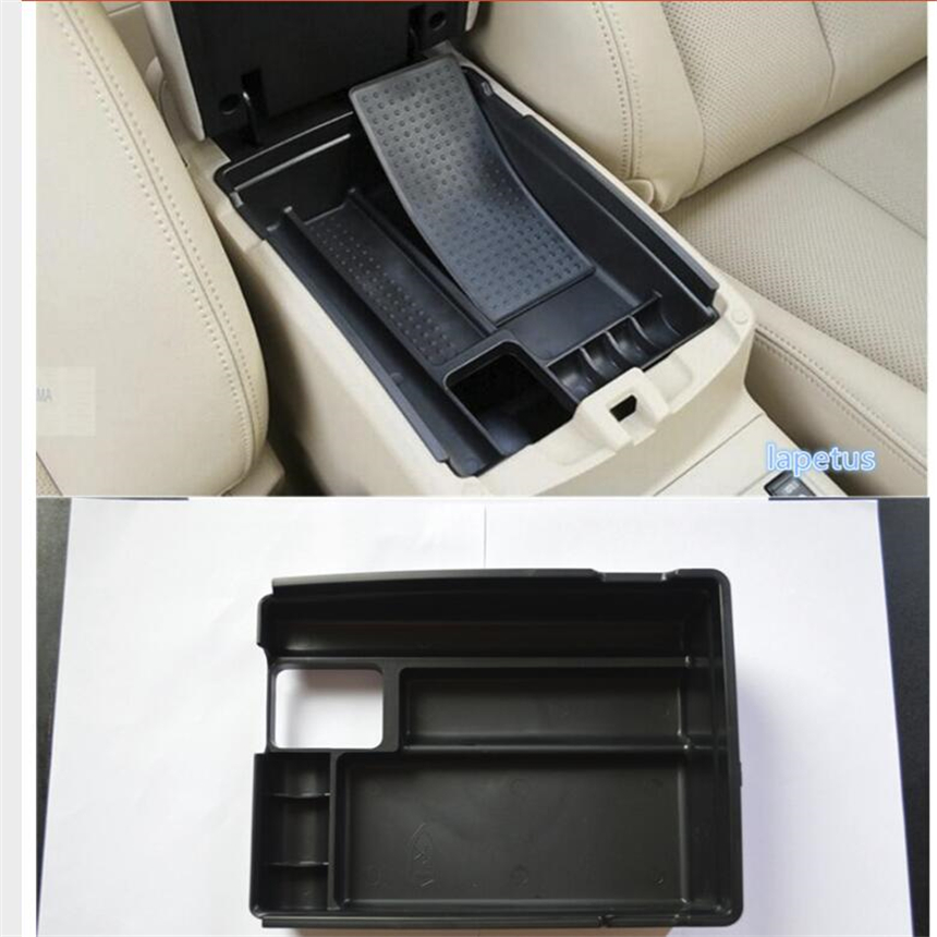 For Nissan Qashqai J11 2014 2019 Central Console Armrest font b Box b font Secondary Multifunction