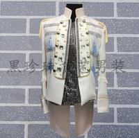 Männer anzüge designs ziegel royal homme terno bühnenkostüme für sänger mens blazer dance kleidung jacke männer smoking kleid punk
