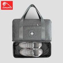 Woman Man Waterproof Swimming Bag Dry And Wet Separation Beach Bag Shoes Swimwear Storage Outdoor Travel Fitness Handbag цены