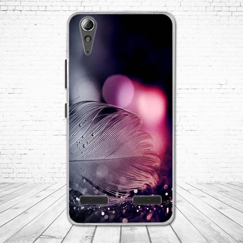 """Miękkiego silikonu case wydrukowano phone tylna pokrywa dla lenovo a6010 & a6000 & dla lenovo lemon k3 k30-t skóry pokrywa 5 """"K 3 A 6000 6010 10"""