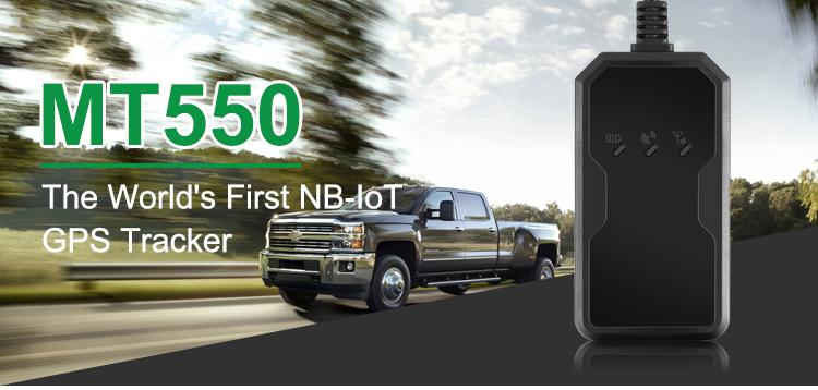 NB-Iot-gps-tracker